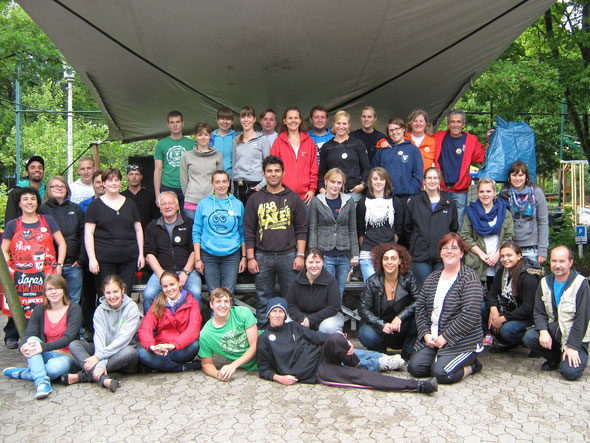 Sprottenhausen-Team 2011