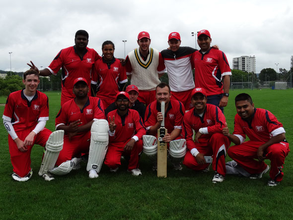 Winterthur Cricket Club 2016