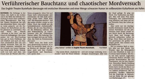 Buxtehuder Tageblatt, 2014-03-24