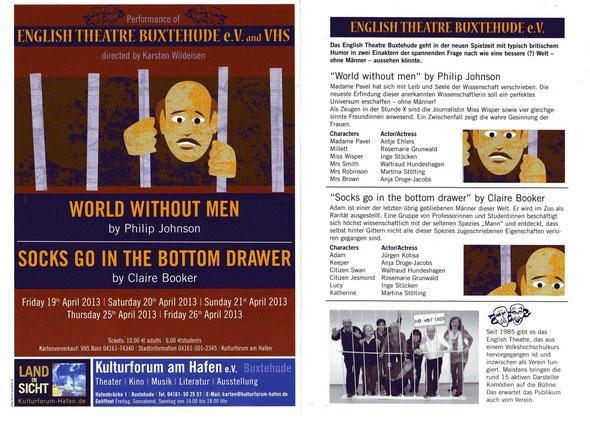 Promotion-leaflet
