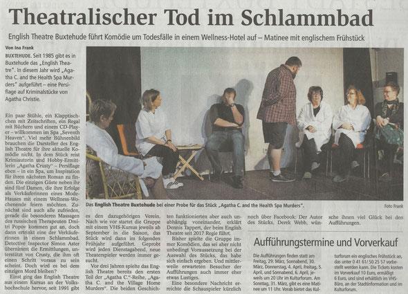 Buxtehuder Tageblatt, 23.03.2019