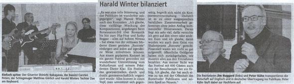 Buxehuder Tageblatt, 28.11.2016