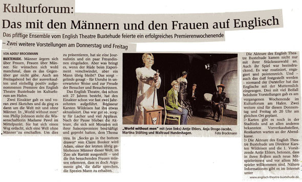 Buxtehuder Tageblatt, 2013-04-22