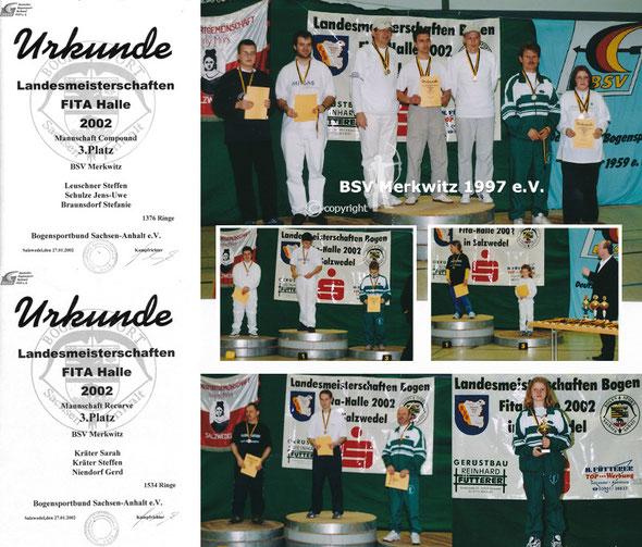 Foto - Landesmeisterschaften in Salzwedel - BSV Merkwitz