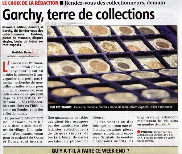 Journal du centre du 27/04/2019