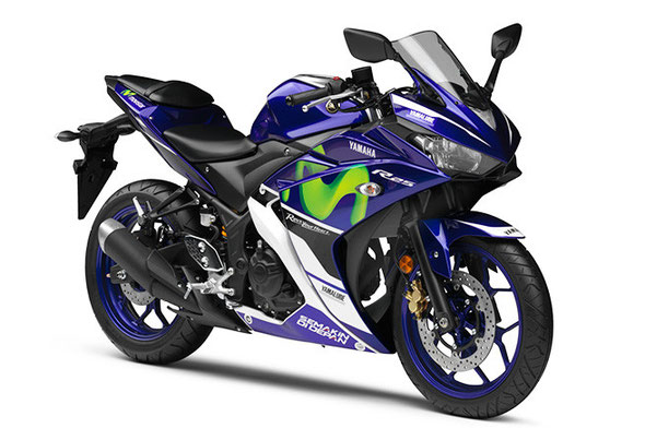 YZF-R25 Movistar Yamaha MotoGP Edition