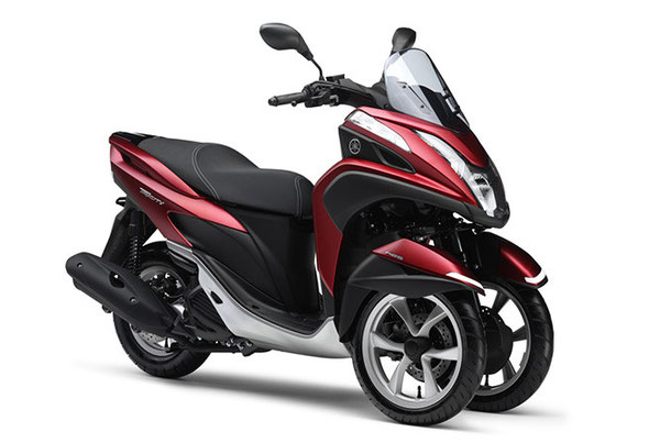 TRICITY MW125 ABS