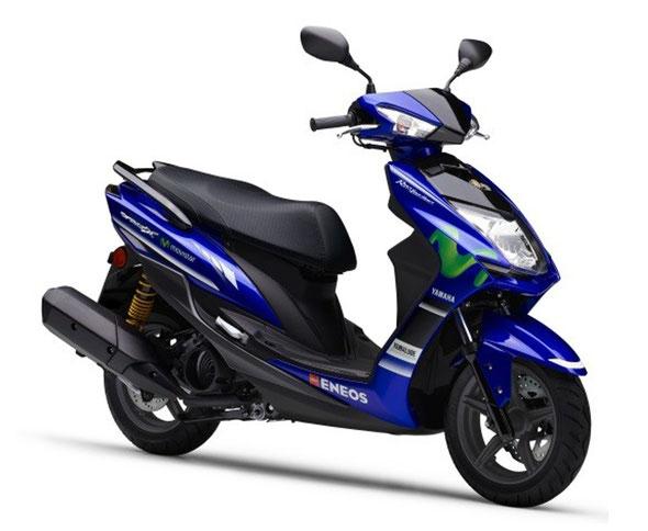Cygnus-X SR Movistar Yamaha MotoGP Edition