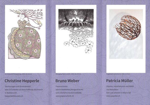 Innenseite der Einladung. Weitere Infos: www.philosophe.ch
