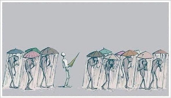 А где дождь?