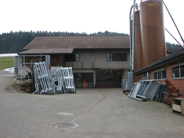 Areal Schlosserei Rupp AG