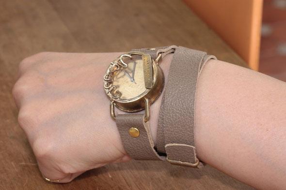 安元さんの作品 腕時計