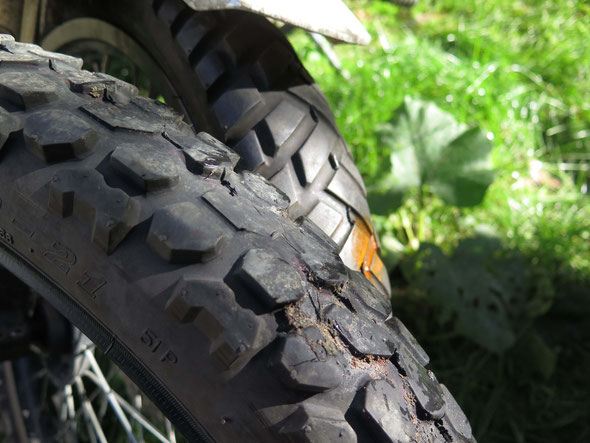 Old tires vs. new old tires