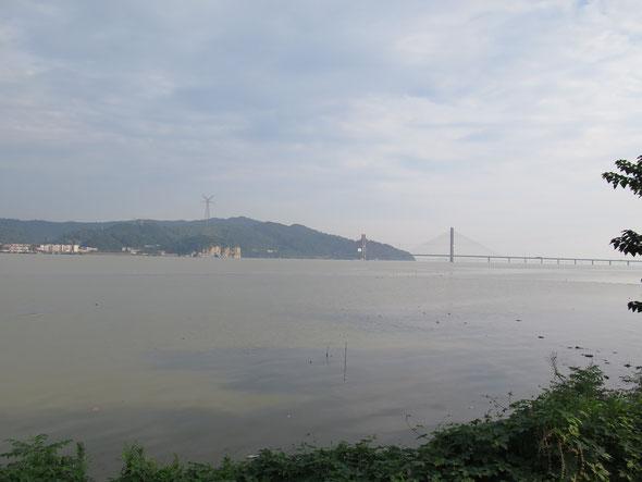 The Yangtse River