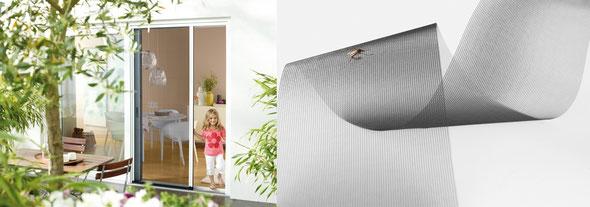 Insektenschutzgitter nach Maß für eine insektenfreie Wohnung, Fliegengitter in Hessen