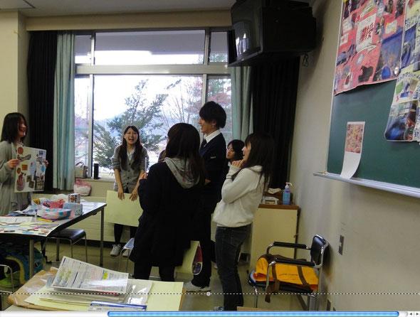 2011年12月6日 ドリームマップ@岩手看護短大