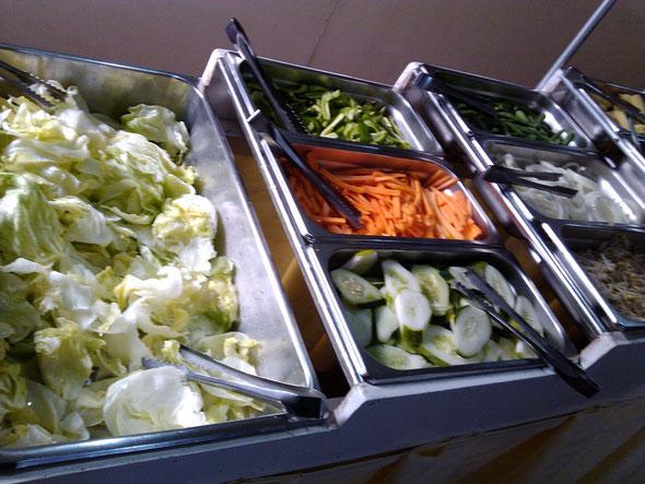 野菜&フルーツバイキング