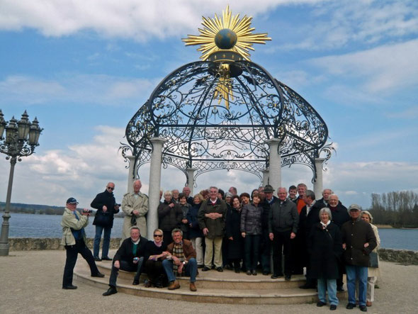Ausflug 2010 nach Waging am See