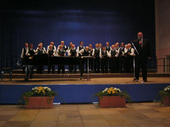 Kreiskonzert Juni 2008 Bad Wiessee