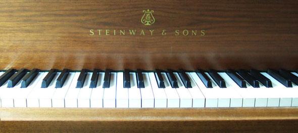 スタインウェイ グランドピアノ