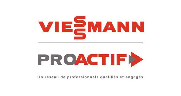 Logo Viessmann Pro actif France