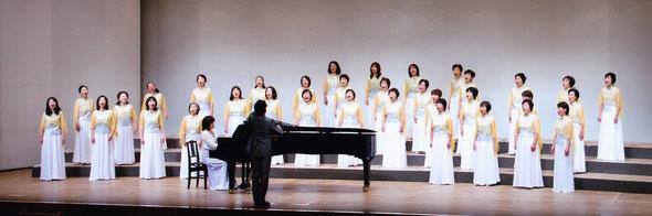 第33回 町田市合唱祭  (町田市民ホール)  2012年11月11日(日)