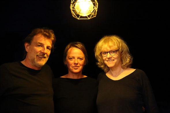 Eckardt Koch, Birgit Koch, Caro Tiemann