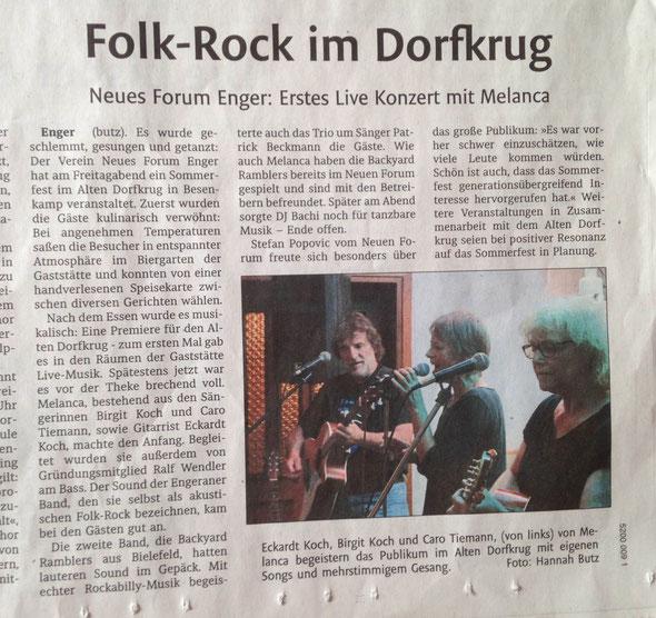 Westfalenblatt 21.8.2018