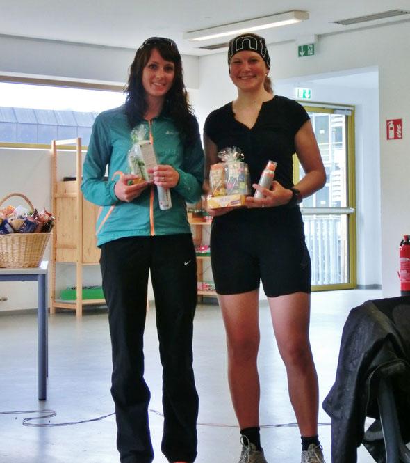 Altersklassensieg für Moni beim Frauenlauf in Immenstadt