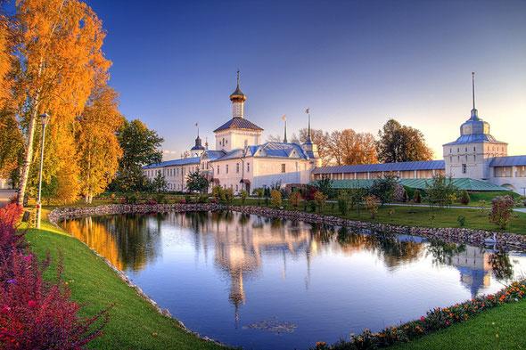 Экскурсия по Ярославлю. Толгский женский монастырь.