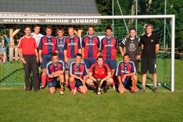Obertilliach ist Lesachtaler Fussballmeister 2013