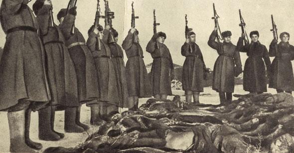Сталинградская битва, лагерь смерти Вертячий, зверства фашистов, Великая Отечественная война, без срока давности