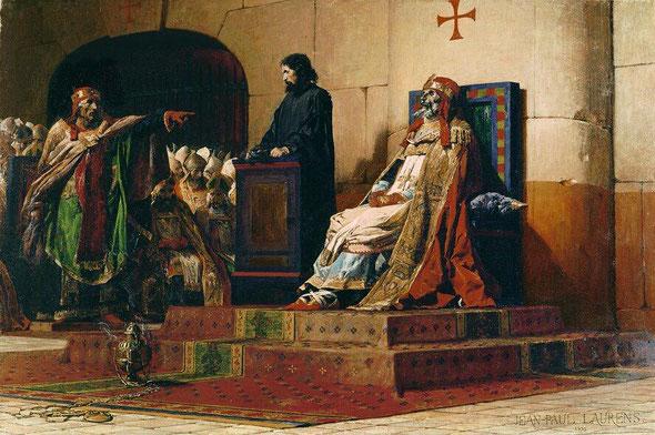 Жан-Поль Лоран, 1870, трупный синод