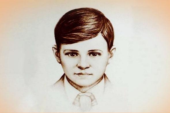 Котик Валя, Валентин Александрович, Герой Советского Союза, пионер-герой / Kotik Valya, Valentin Aleksandrovich, Hero of the Soviet Union, pioneer hero