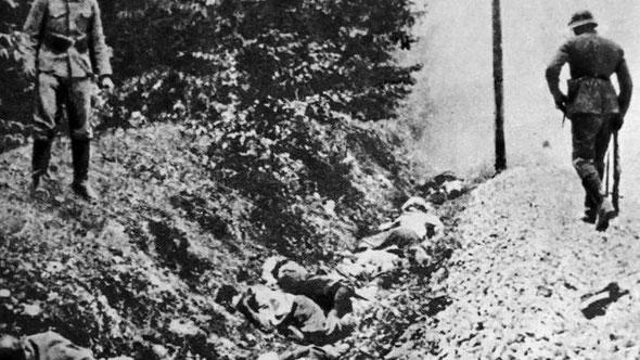 Без срока давности: СК начал поиск нацистов, задушивших 214 воспитанников детдома в Ейске / Massacre of children in Yeysk in 1942, genocide