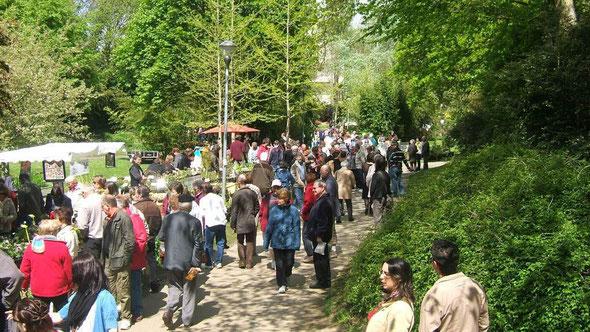 1er Mai 2011 au Vallon du Stangalar