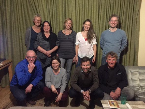 bestuursleden van STichting Terra Bella (begin 2017)