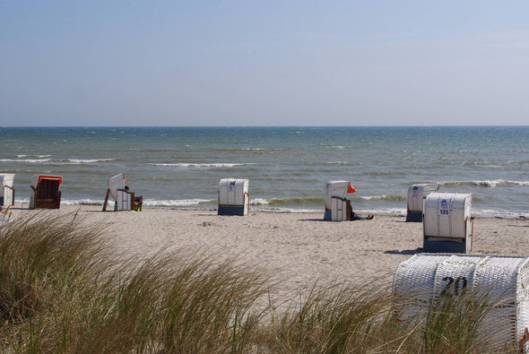 Strand von Großenbrode