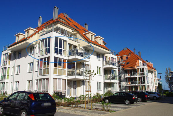 ... im Haus Ostseebrise