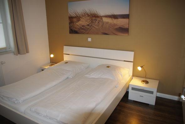 Ein traumhaftes Schlafzimmer ...