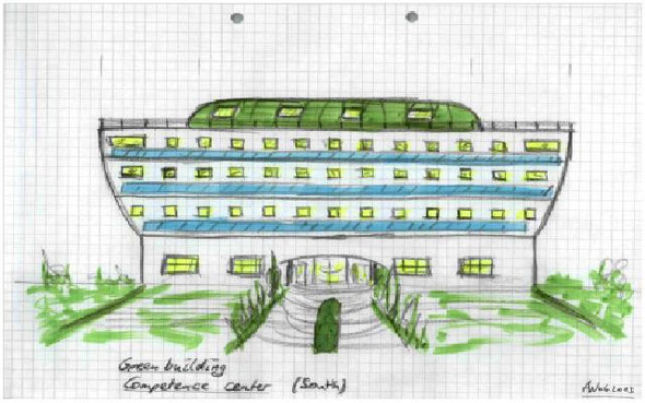 GREEN  BUILDING  COMPETENCE  CENTER