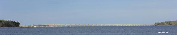 """Grenzbrücke"" Florida-Alabama"