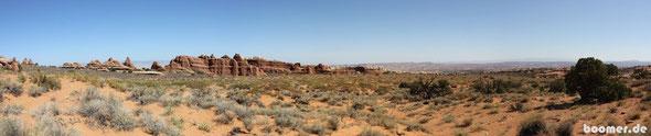 Die Weite Utahs