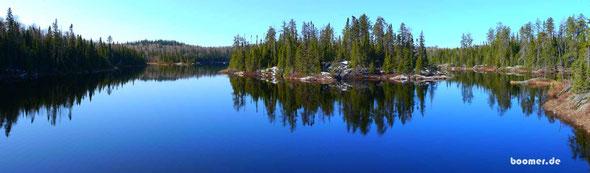 Kanadische Seenlandschaft - WOW!!!