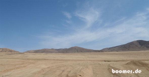 Ein riesiger Sandkasten