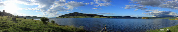 Der Batak See