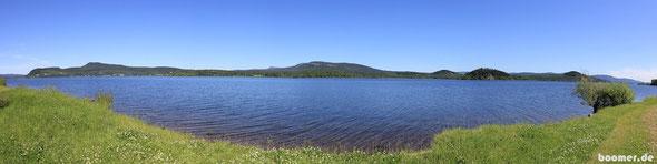Seen ohne Ende, einer schöner als der andere