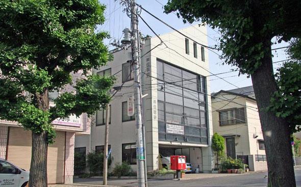 傳田聴覚システム研究所 社屋