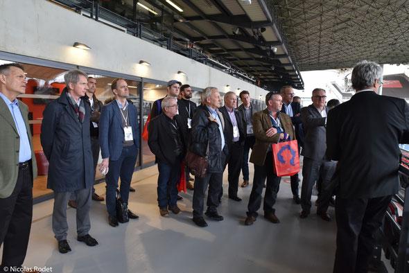 Visiting Matmut Stadium, Lyon 2018