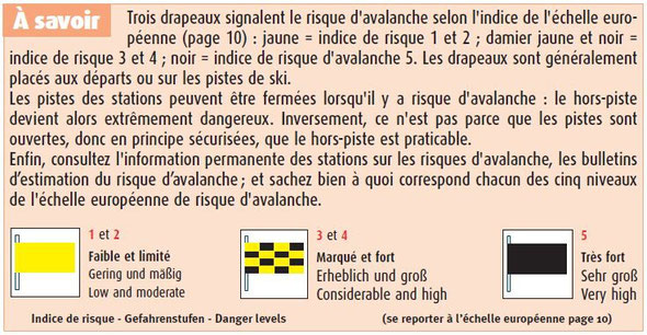 (Copyright: Météo France, Guide Avalanche 2012/2013)